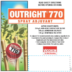 Image of OUTRIGHT 770 Spray Adjuvant