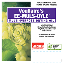 Image of VOULLAIRE'S EE-MULS-OYLE Multi-Purpose Drying Oil