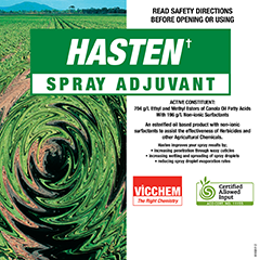 Image of HASTEN Spray Adjuvant