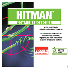 Image of HITMAN SOAP Insecticide