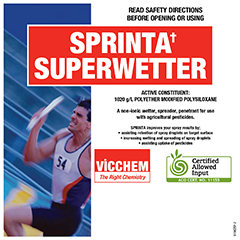 Image of SPRINTA Superwetter