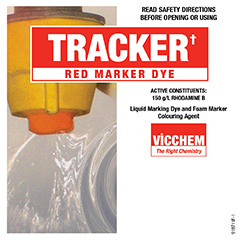 Image of TRACKER RED MARKER DYE