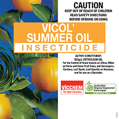 Image of VICOL SUMMER OIL Insecticide